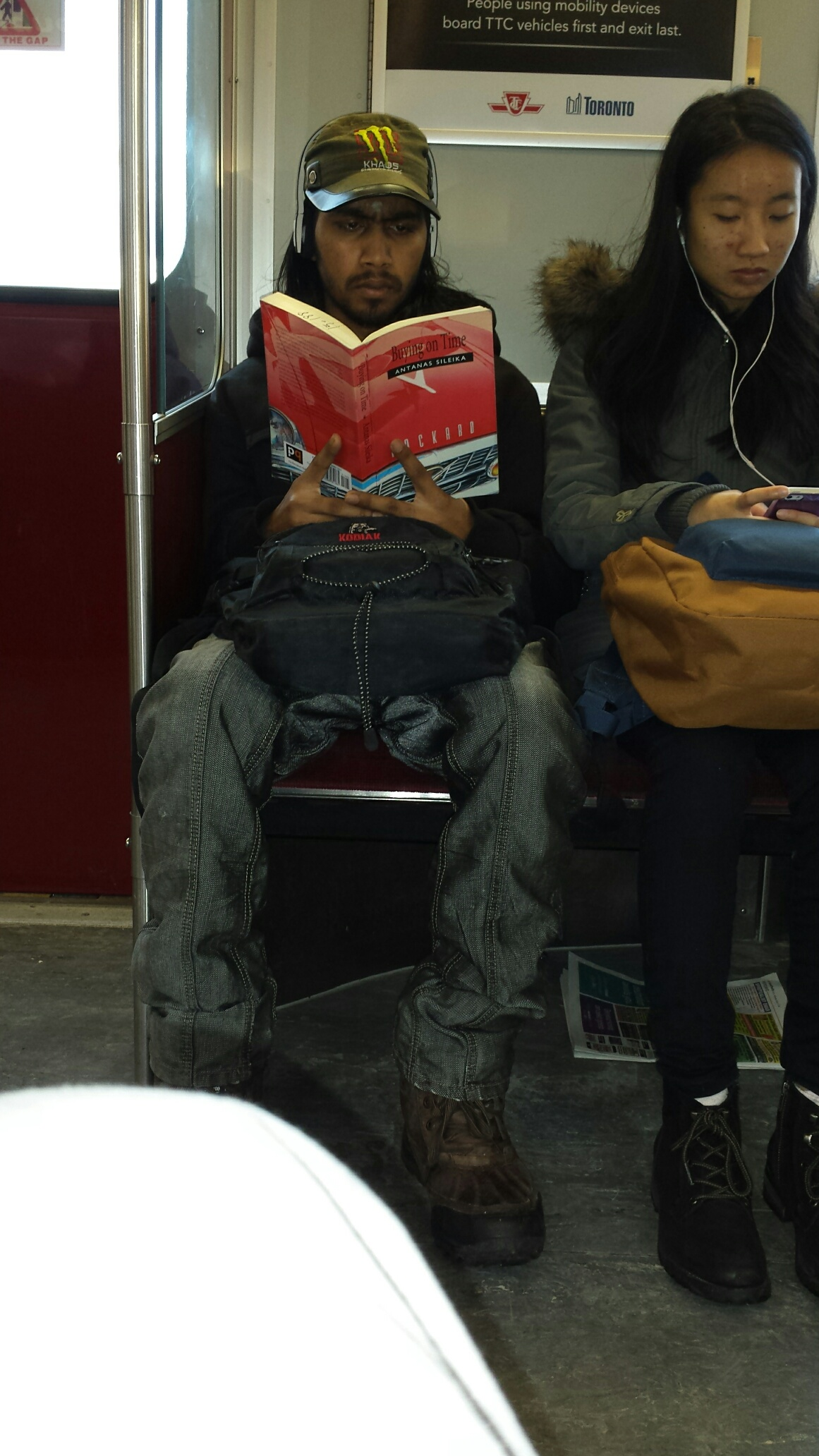 BOT on Subway